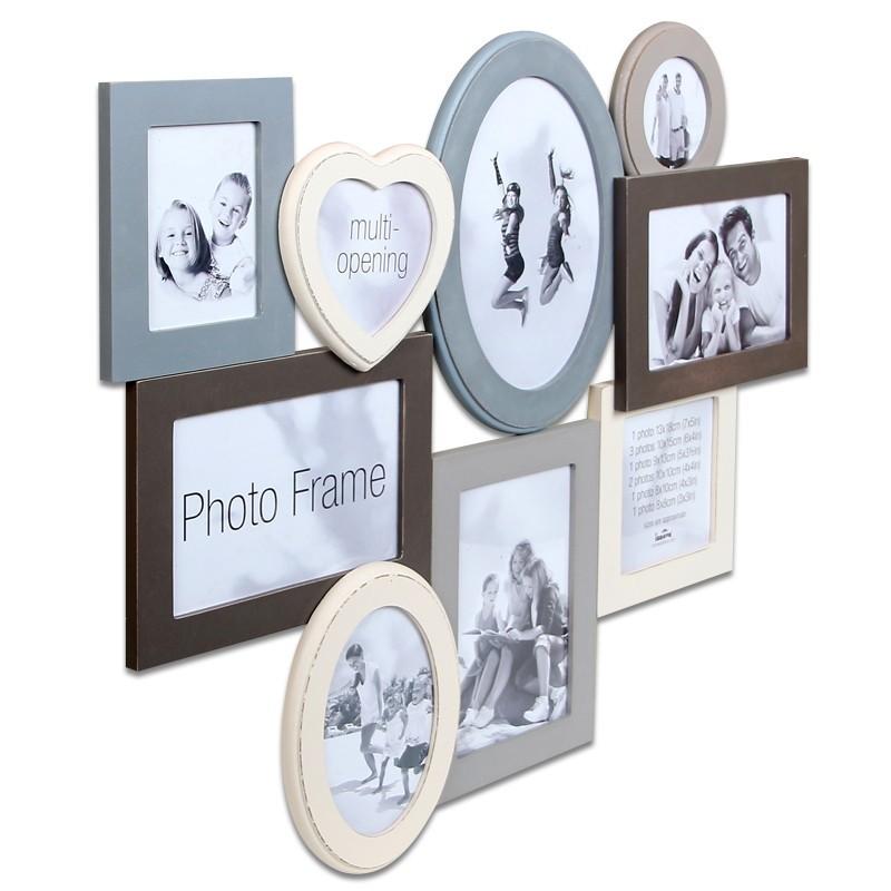 cadre photo a faire soi meme cadre original accroche photo mural id es pour afficher ses photos. Black Bedroom Furniture Sets. Home Design Ideas