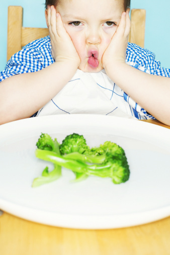 Comment faire manger des légumes à ses enfants ? Source images : Gettyimages