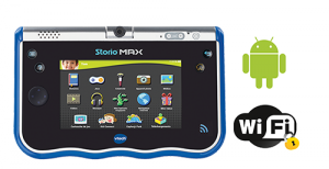 tablette numérique pour enfant storio vteck