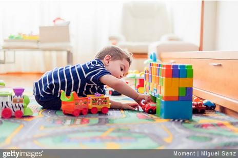 Nos conseils d'aménagement pour une salle de jeux pour enfant