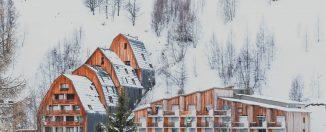 Station de ski enfants